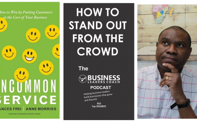 Uncommon Service   How to Stand Out From The Crowd